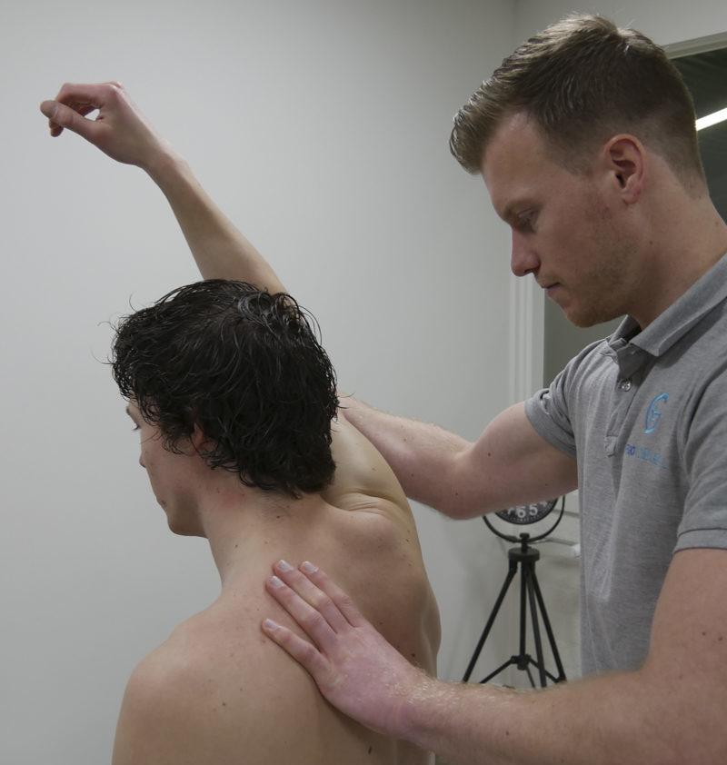 Fysiotherapie van de Gevel